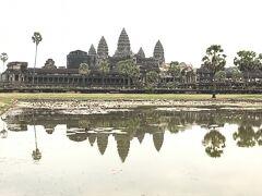 魅惑のカンボジア(アンコールワット)