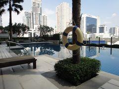 バンコクが大好き!2泊3日の週末バンコク通い2011-<3>スクンビットパーク・バンコクマリオットエクゼクティブアパートメンツ