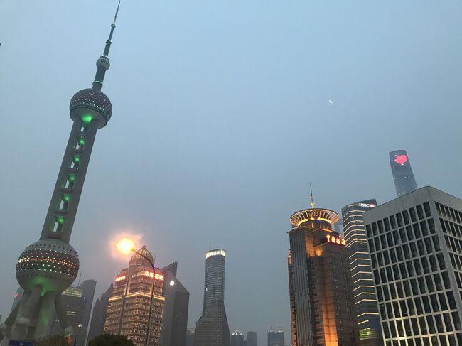 ANAのビジネスでシニア夫婦の上海観光。<br />上海から世界遺産の蘇州へ足を延ばしました。定番の『外灘』や『田子坊』でお土産を物色。