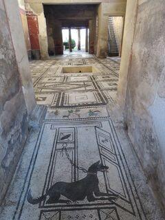 ポンペイ_Pompei  ヴェスヴィオ火山の悲劇!およそ2千年前に封印された古代ローマの都市