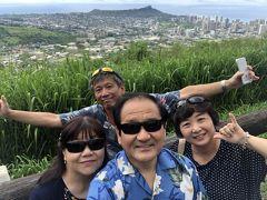 2018年 今年2度目のハワイは「4人合わせて236歳!」mikikoママさんご夫妻と遊ぶハワイ!7日目