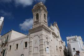 美しき南イタリア旅行♪ Vol.496(第18日)☆美しきモノポリ旧市街 美しくなったサン・サルバトーレ教会♪