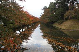 201810-06_弘前の紅葉 Autumn Leaves in Hirosaki city (Aomori)