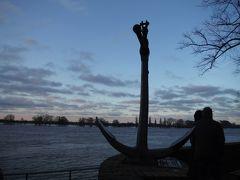 カイザースヴェルト_Kaiserswerth ライン河畔の古くからの要所!デュッセルドルフ市内では貴重な中世の城跡