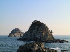 韓国 釜山-西面、影島、五六島