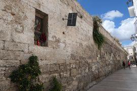 美しき南イタリア旅行♪ Vol.498(第18日)☆美しきモノポリ旧市街 城壁とビーチ♪