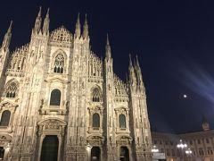 5歳子連れ・秋の北イタリア2018【6.ミラノでラストディナーを満喫~帰国の巻】
