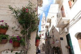 美しき南イタリア旅行♪ Vol.499(第18日)☆美しきモノポリ旧市街 アルジェント通り♪