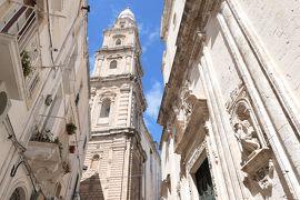 美しき南イタリア旅行♪ Vol.500(第18日)☆美しきモノポリ旧市街 カンパニーレや教会の風景♪