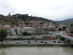 2018年夏ジョージア・アルメニアの旅1 ジョージア トビリシ街歩き