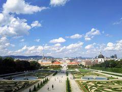 ウィーン /ウィーン→ザルツブルグ→プラハ 2017夏