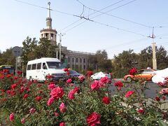 アシアナ航空ビジネスクラス~中央アジア3ヶ国の湖巡り 6(チョルポン・アタ~ビシュケク)