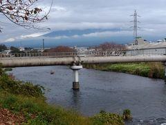 ひま散歩。さわやかウォーキング潤井川。