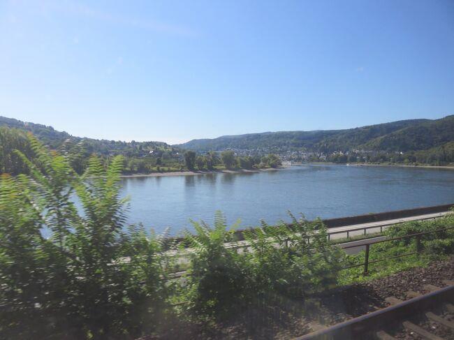 【世界遺産】モーゼル川からライン川へゆったりローカル電車旅!!