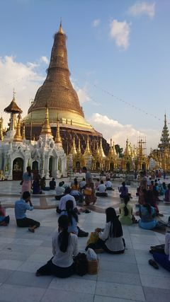 ミャンマー <ヤンゴン観光>(2018年10月 (3))