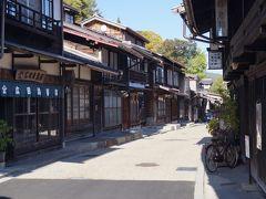 2018 秋の乗り放題パスで行く東海地方の旅 その3【奈良井宿と福島宿】