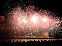 2018釜山花火大会と太宗台観光