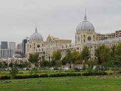 コーカサス3国周遊 アゼルバイジャン(3)