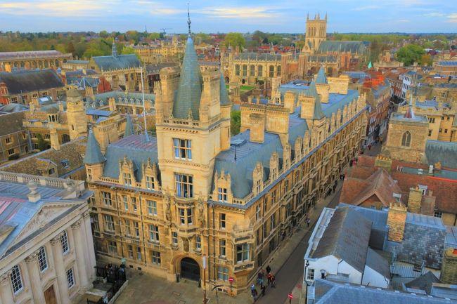 10年前に交換留学でステイしたケンブリッジ大学に久しぶりに訪れてみました。<br /><br />ロンドンから電車で1時間程度の場所なので十分日帰りできます。