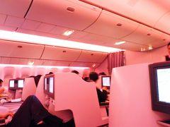 AIR CHINAで行くドイツ・イタリア旅行☆いかがわしい色が私を眠らせてくれない!!!!