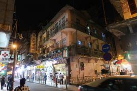 開通したばかり!世界最長の海上橋「港珠澳大橋」を通って 香港からマカオ週末旅3★町の喧騒から離れてハロウィンでレトロなマカオ散歩!夕食はポルトガル料理 ~亞利咖喱屋~