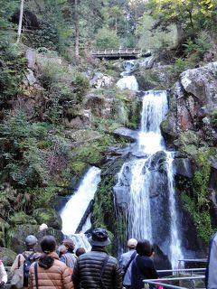 独仏とベネルクス3か国の小さな美しい村を巡るbaba友の旅【5】3日目(トリベルクの滝)
