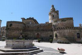 美しき南イタリア旅行♪ Vol.524(第19日)☆美しきヴァスト旧市街:ヴァスト城「Castello Caldoresco」♪