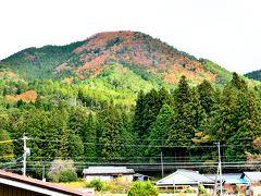 紅葉の岩伏山(983m)