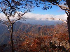 これぞ日本のグランドキャニオンやー!  紅葉の大台ヶ原へ