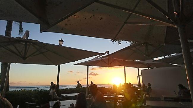 ハワイ旅行 3日目 天気は今日も晴れ