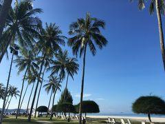 ランカウイ島チェナンビーチ 一人リゾート大満喫 その3