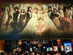 帝国劇場ミュージカル「マリー・アントワネット」は美しいステンドグラスを愛でながら