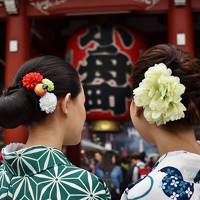 タイ人従妹の日本観光 in 東京とか - 前編