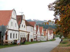 団塊夫婦のヨーロッパ紅葉を巡る旅・2018ー(12)チェコ2・かわいい世界遺産の村・ホラショヴィチェへ