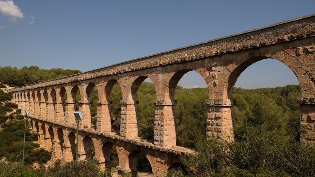 ローマ帝国水道橋巡りの旅~その4 スペイン/タラゴナ編~