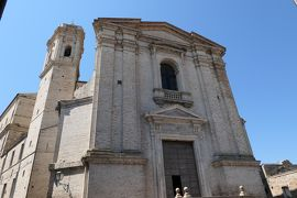 美しき南イタリア旅行♪ Vol.527(第19日)☆美しきヴァスト旧市街:シンプルなカルミネ教会♪