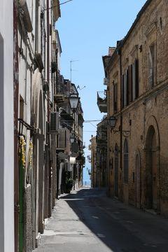 美しき南イタリア旅行♪ Vol.528(第19日)☆美しきヴァスト旧市街:Via Barbarotta♪