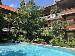 今年2回目のバリ島 初日に泊まったパック旅行の格安ホテル シンパンイン