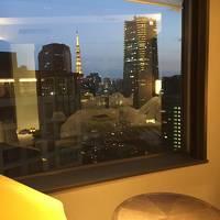 ANAインターコンチネンタルホテル東京 エグゼクティブスイート鳥