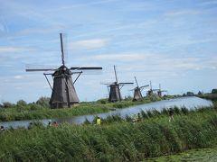 【8】自転車で行くKinderdijk★キミと行くベルギー&オランダの旅12日 2018.8◆6日目