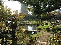2018年11月 都立9庭園を廻る⑨ 旧芝離宮恩賜庭園