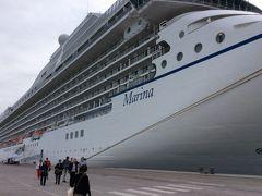 友人夫婦とのアドリア海クルーズ イタリア旅行(2)乗船からラベンナ