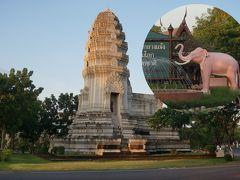 活気に満ちた大都会バンコク1(ムアンボーラン)