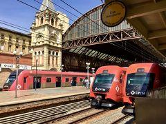 構想20年(たぶん)、建設16年以上を掛け、漸く出来上がったサンパウロ中央駅=グァルーリョス国際空港間Airport Express、ああっ...でもねぇ、時間掛けたのに...こんだけ?...みたいな...#1(サンパウロ/ブラジル)