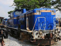 タイに保管されているDD51北海道色を求めて