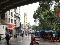 南米大陸の大国ブラジルの2大都市を巡る旅(2018年ブラジル④)~サンパウロの旧市街、セントロを歩く~