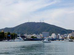大阪なんば→四国徳島 2000円ポッキリの船旅♪『徳島好きっぷ2000』 & ひょうたん島クルーズ