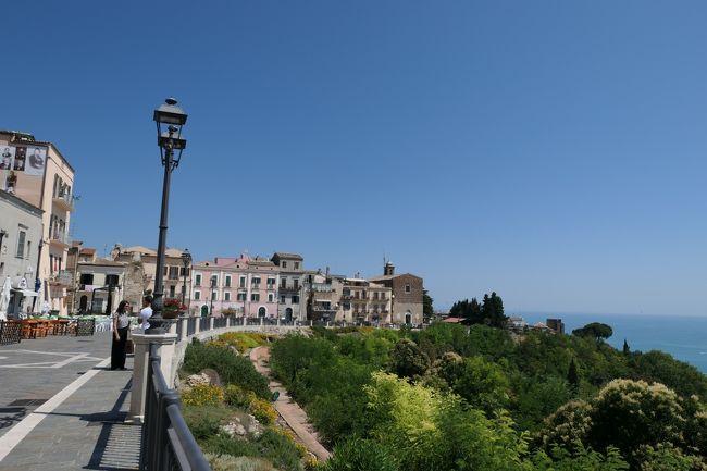 美しき南イタリア旅行♪ Vol.529(第19日)☆美しきヴァスト旧市街:Via Adriatica素晴らしい絶景♪