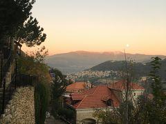 ドバイ→レバノン3泊4日の旅 in 2017③ジェイタグロット、山そして教会