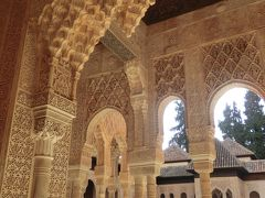 シニア夫婦のスペイン・ポルトガル周遊旅行(16)アルハンブラ宮殿で過ごす22時間